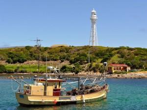 cray boat King Island