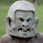 MudmanThe amazing mudmen of Asaro, a village deep in the Highlands of PNG. Hear the fascinating story of the origin of these heavy white masks.